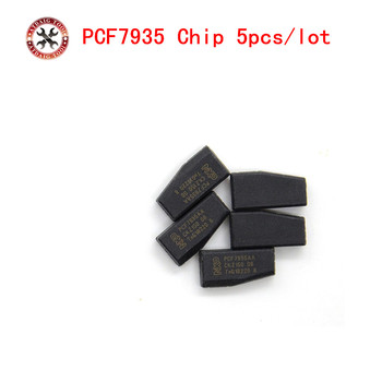 CALIENTE!!! 5pcs/lot PCF7935AS PCF7935AA chip transmisor PCF 7935 como pcf7935 de carbono envío gratis
