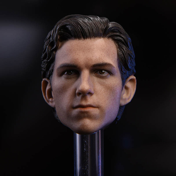 1/6 Tom Holland Cabeza Sculpt de 12